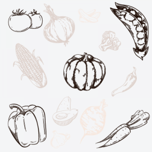 verduras frescas en madrid